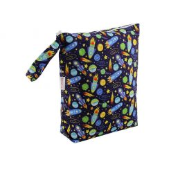 Blueberry Wetbag voor wasbare luiers Space