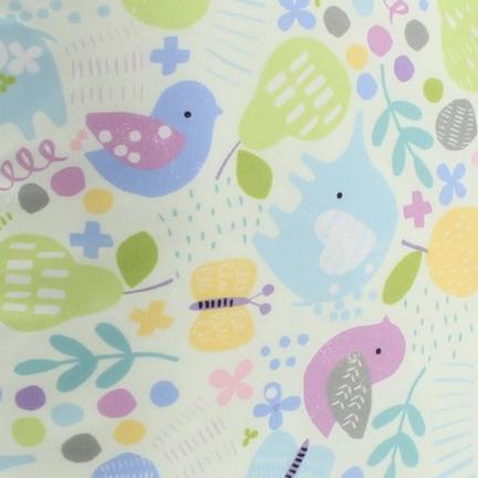 Blueberry verschoningsdeken vk Baby Bird