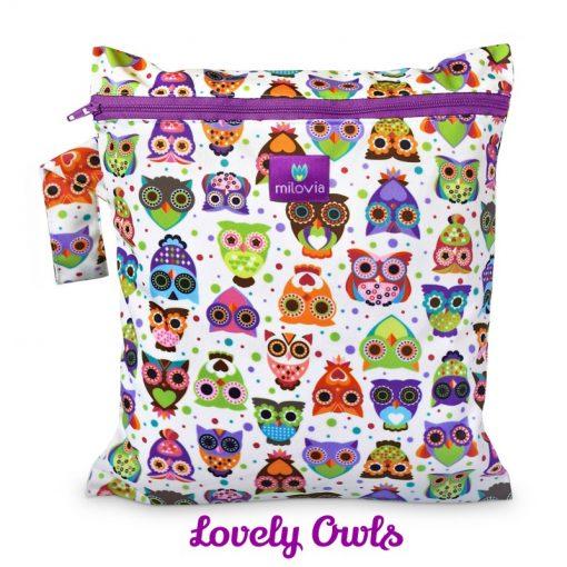 Milovia luiertas lovely owls