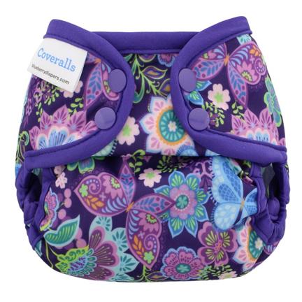 Overbroekje-Blueberry-Coverall-Mini-Butterfly Garden