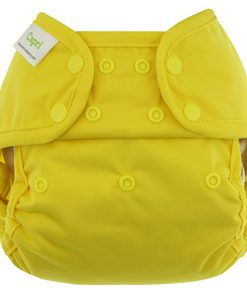 Overbroekje Blueberry Coverall Yellow
