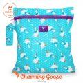 milovia unique Charming Goose wet bag