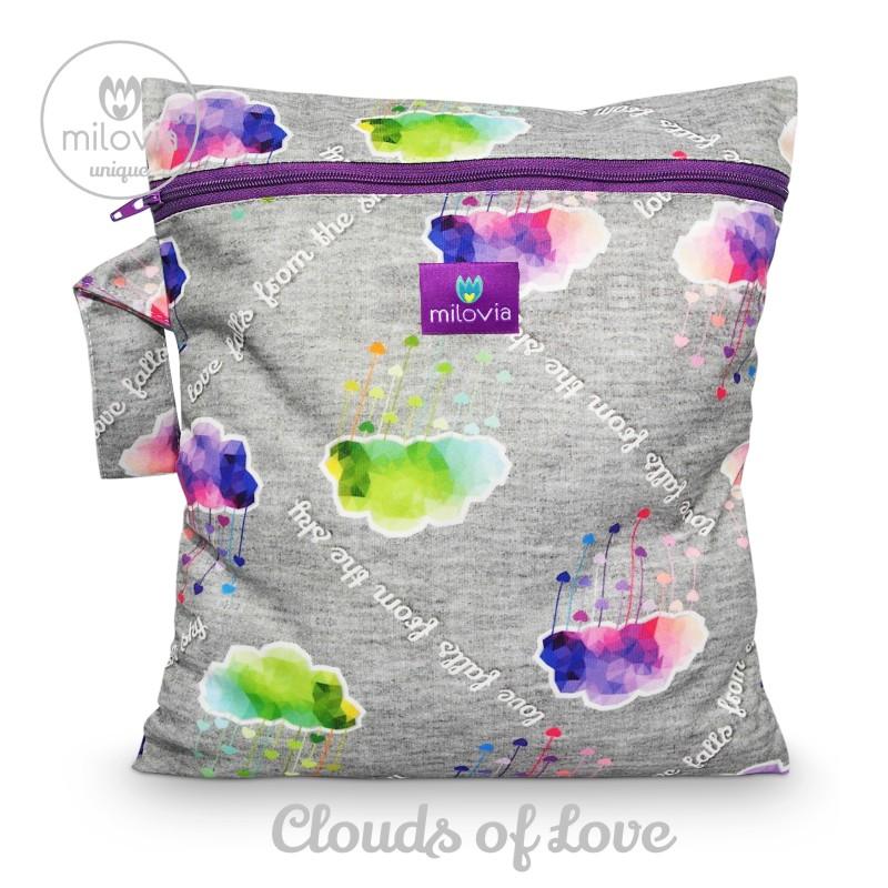 milovia unique clouds of love wetbag