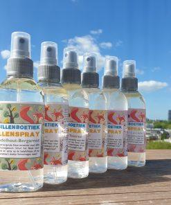 billenspray voor 'wasbare billendoekjes' van de Billenboetiek Zerah