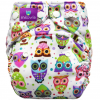 milovia wasbare luier billenboetiek lovely owls coolmax