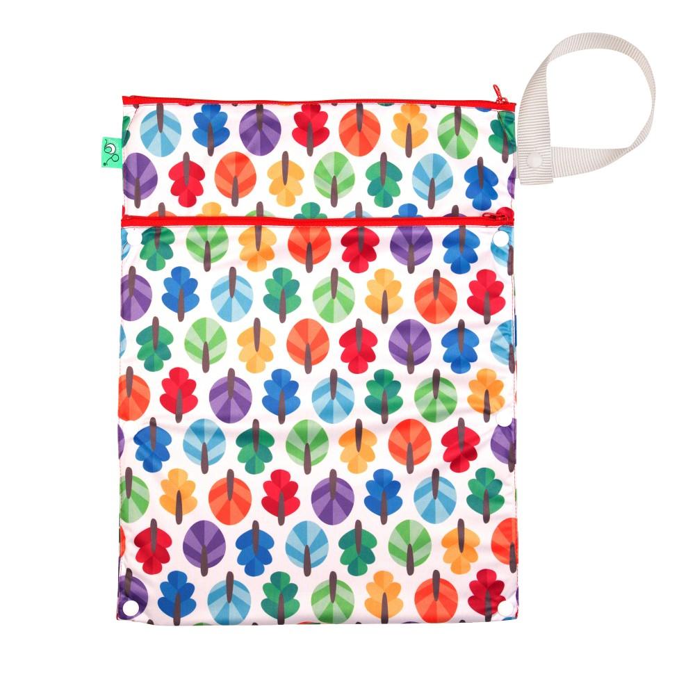 Wetbag - TotsBots Wet and Dry Bag voor wasbare luiers - BillenBoetiek