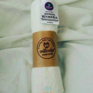 Milovia Miloboo bamboe boostertje voor in overbroekje of pocketluier Billenboetiek