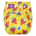 milovia Hello Summer coolmax wasbare luier pocket Billenboetiek logo