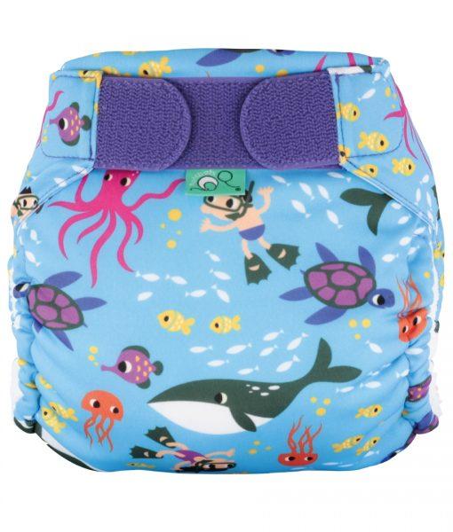 Totsbots wasbare zwemluier Billenboetiek Under the sea