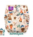 milovia wasbare luiers billenboetiek cloth diapers coolmax Lumberjack