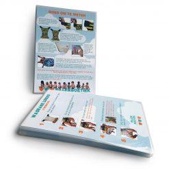 Wasbare luiers instructie voor kinderdagverblijven Billenboetiek bewerkt