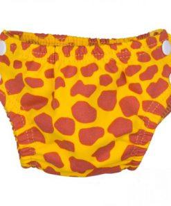 Popolini Billenboetiek wasbare zwemluier Giraffe Sun