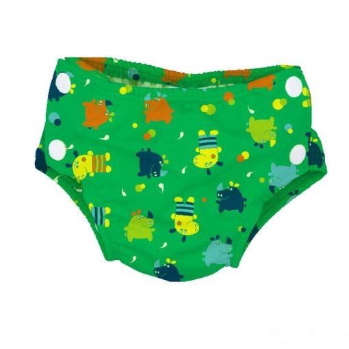 Zwemluier popolini Billenboetiek groen hippo Utrecht