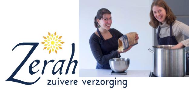 Zerah logo wasbare luiers van de Billenboetiek