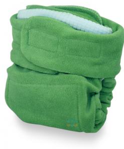 popolini panda soft basisluier billenboetiek groen