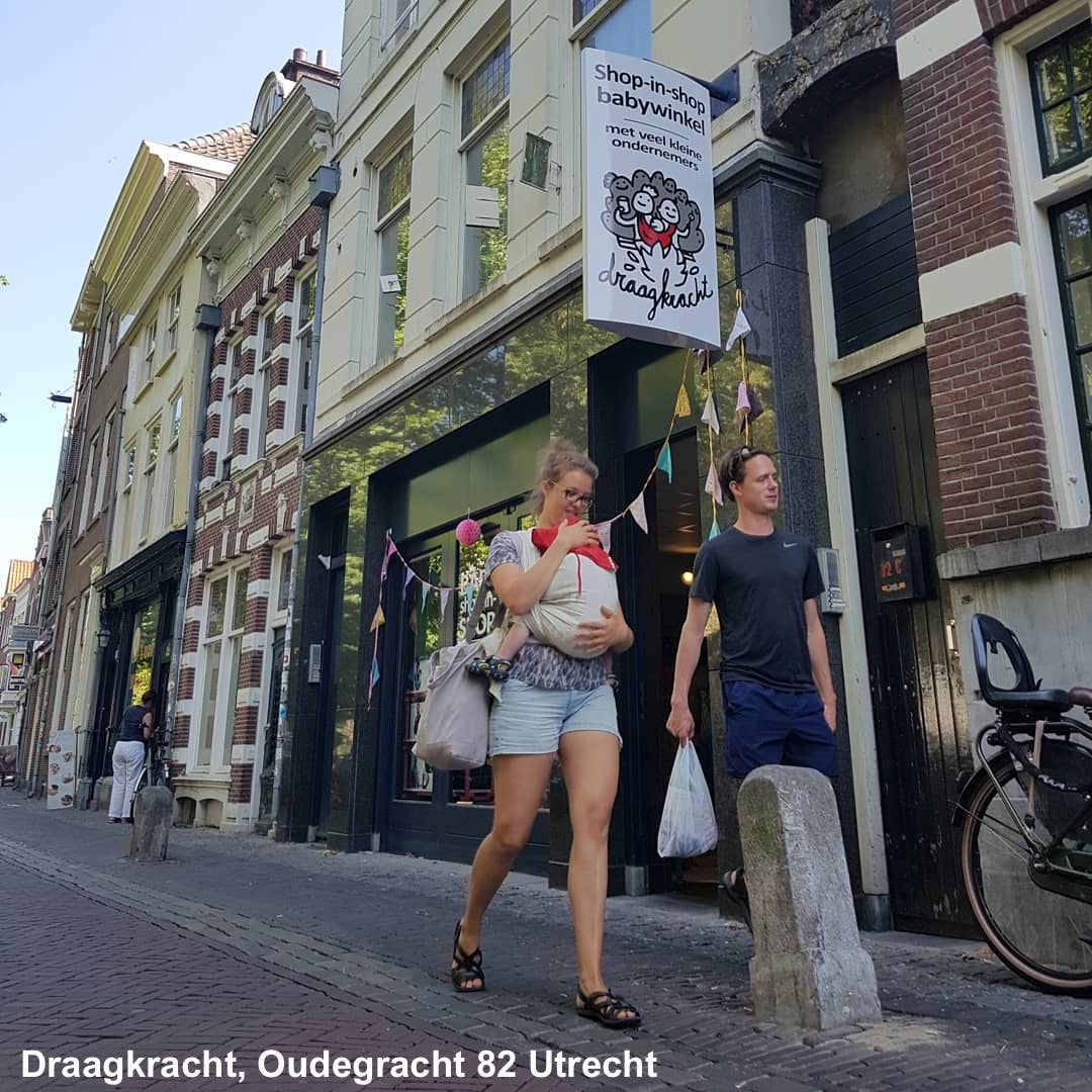 wasbare luiers in Utrecht (Oude Gracht Draagkracht)