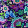 Blueberry verschoningsdeken Purple Butterfly