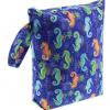 Blueberry Wetbag Seahorse