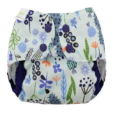 Blueberry Capri Billenboet overbroekje voor over de wasbare luier Sedona mini