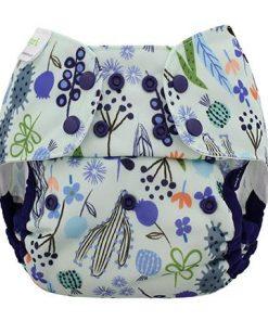 Blueberry Capri Billenboet overbroekje voor over de wasbare luier Sedona