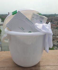 emmerpakket Popolini inlegvellen voor wasbare luiers + Totsbots wasnetten