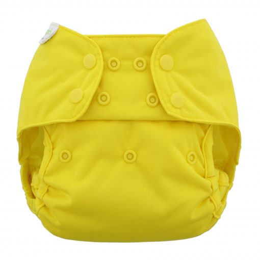 BLUEBERRY CAPRI overbroekje billenboetiek wasbare luiers lemon