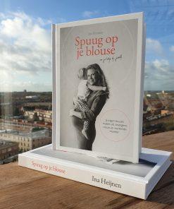Spuug op je blouse Ina Heijnen Billenboetiek wasbare luiers Utrecht Billenbieb