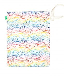 Wetbag voor wasbare luiers Billenboetiek Utrecht Totsbots wet dry Splash