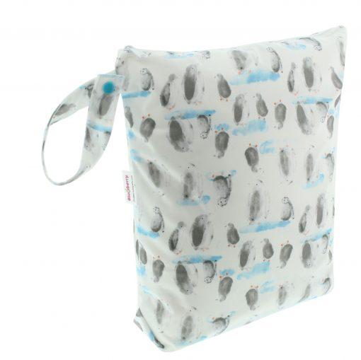 Blueberry wetbag voor wasbare luiers Billenboetiek Chilly