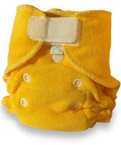 Popolini Ultrafit Mini Wasbare luiers Billenboetiek geel