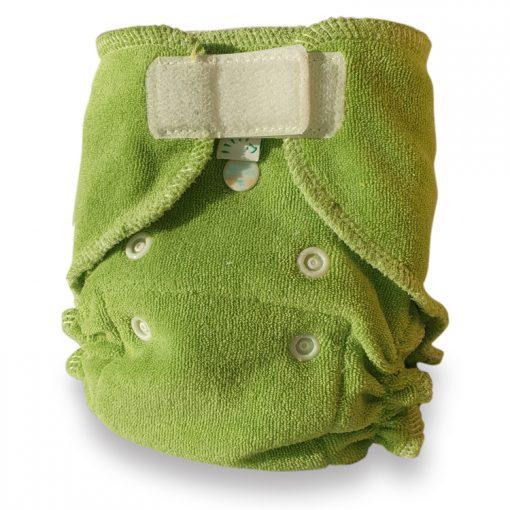 Popolini Ultrafit Mini Wasbare luiers Billenboetiek groen