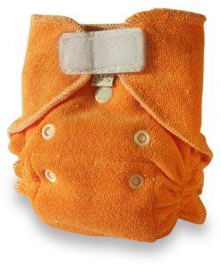 Popolini Ultrafit Mini Wasbare luiers Billenboetiek oranje